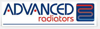 Advanced Radiators logo, car radiators specialists