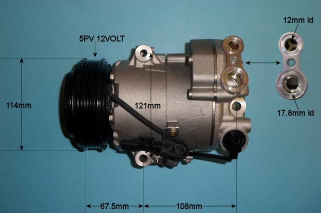 Diagram of Part 14-7478P