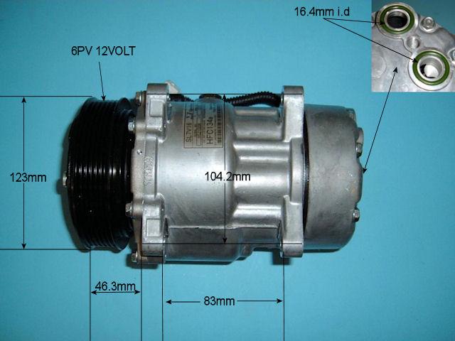 Diagram of Part 14-7486P