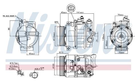 Diagram of Part CMPMB05
